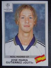 "Panini Champions League 1999-2000-Jose Maria Gutierrez ""Guti"" (Real Madrid) #199"