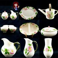 FRANCISCAN VINTAGE Desert Rose Pattern China Several Pieces To Choose From RARE!