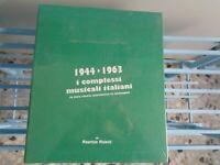 1944 1963 - I COMPLESSI MUSICALI ITALIANI LA LORO STORIA ATTRAVERSO LE IMMAGINI
