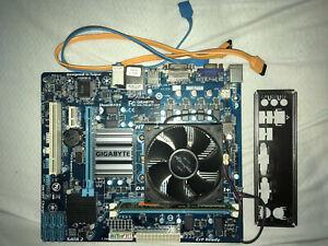 Gigabyte GA-78LMT-S2P mit AMD FX4300 und Alpenfoehn Lüfter (Silent) und 4GByte