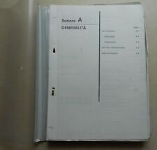 Ferrari 308 GT4 Reparatur Repair Manual 104/75 Werkstatt Workshop no book buch