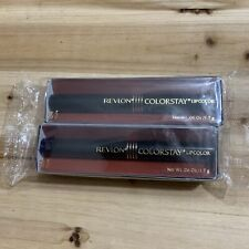 REVLON COLORSTAY LIPCOLOR LIPSTICK NUDE #04 New Lot Of 2