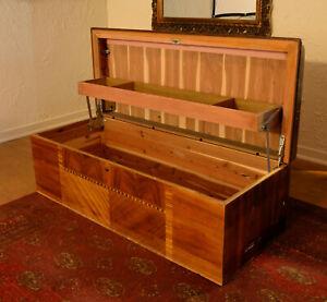 Cedar Blanket Chest - Mid Century - Local Pickup *Reduced*