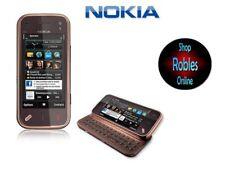 Nokia N97 Mini 8GB Garnet (Simlock Frei) 5MP WLAN 3G GPS Finland Neuwertig OVP