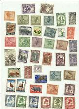 Kongo-Briefmarken