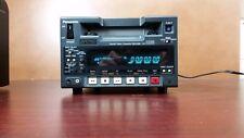 Panasonic AJ-D230P DCVPRO Digital Video Cassette Recorder vintage editing 18 ava
