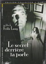 DVD NEUF DOUBLE LE SECRET DERRIERE LA PORTE DE FRITZ LANG