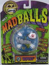 MadBalls REPVILE Mad Balls MadBall Reptile Toy Ball S1 Basic Fun Zombie Head NEW