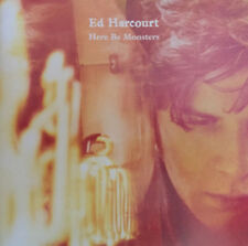 ED HARCOURT Here Be Monsters CD. Brand New & Sealed