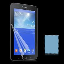 "1 x Clear Anti-Scratch Screen Protector For Samsung Galaxy Tab 3 7"" Lite T110 AU"