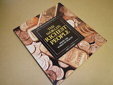 """ THE WORLD'S RICHEST PEOPLE "" BY CHET CURRIER - MANY PHOTOS - 155 PAGES"