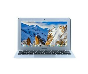Apple 11 MacBook Air Laptop | Core i5 1.7GHz 128GB SSD | Certified MD224LL/A 13