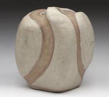 Sculptural Studio Raku Vase par Keith Ashley 20TH C.