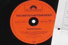 THE WIRTSCHAFTSWUNDER -Tscherwonez- LP 1982 Polydor Archiv-Copy mint