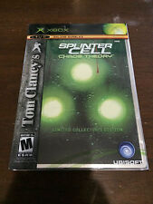 Splinter Cell 3 Chaos Theory - Xbox Limited Edition Steelbook (TESTED-COMPLETE)