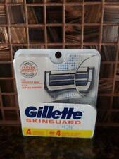 Gillette SkinGuard  Razor Blade Refill for Sensitive Skin, 4 Cartridges