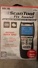 INNOVA SCAN TOOL WITH FIX ASSIST EQUUS 3130C NEW WITH CASE