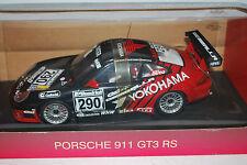 1:18 AUTOart Porsche 911 GT3 RS Yokohama No290 Barthels/Jacksties/Lorenzo #80372