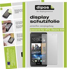 HTC Desire 600 Protector de Pantalla protectores mate