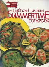 Light and Luscious Summertime Cookbook  by the Australian Women's Weekly  1991