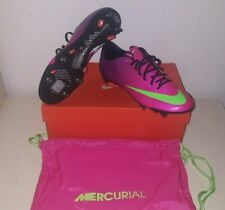 BNIB Nike Mercurial Vapor IX Fireberry CR7 Superfly Soccer Shoes Boots Ronaldo