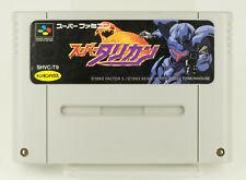 Super Famicom *Super Turrican* SNES Modul NTSC-J