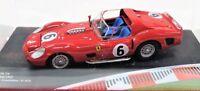 MODELO AUTO FERRARI RACING ESCALA 1/43 330 TR COCHE MINIATURAS DIECAST IXO