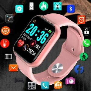 IOS/Android Smart Watch Heart Rate Fitness Tracker Waterproof Men women