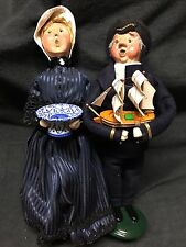 Byers Caroler -Sea Captain and Wife in mint condition