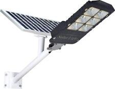LAMPIONE LED CON PANNELLO SOLARE STAFFA E TELECOMANDO 200-300-400-500-600W IP66