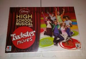 Disney High School Musical Edition Twister Moves Sealed