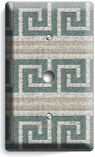 GREEK ROMAN ORNAMENT PATTERN LIGHT DIMMER CABLE WALL PLATE COVER ROOM HOME DECOR
