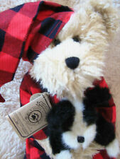 Boyds Bears Plush Alvis Q. Bearnap with Snoozy T. Puddlemaker Le 900208 Rare