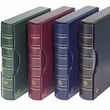 330249 Leuchtturm Ringbinder GRANDE Classic mit Schutzkassette, schwarz