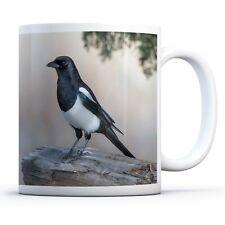 Beautiful Magpie Bird - Drinks Mug Cup Kitchen Birthday Office Fun Gift #8765