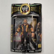 WWE Classic Superstar Collector Series #9 Bam Bam Biggelo WWF WCW Ticket