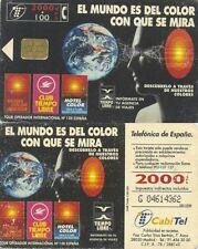 2000+100 PTA. Cabitel. EL mundo es del color con que se mira.