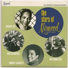 NORTHERN SOUL 45 EP STARS OF MIRWOOD JACKIE LEE OLYMPICS BOBBY GARRETT MIRETTES
