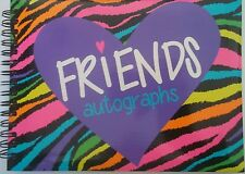 NEW JUSTICE COLORFUL FRIENDS 3C4G AUTOGRAPH (3 CHEERS 4 GIRLS) BOOK
