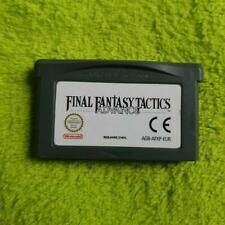 Gameboy Advance - Final Fantasy Tactics Advance (EUR) (nur Modul)