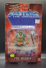 MOTU Masters of the Universe 200X TRI KLOPS New on card