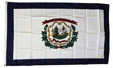 West Virginia State Flag 3 x 5 Foot Flag - New 3x5 Indoor Or Outdoor