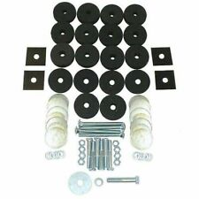 Omix-ADA Body Mounting Kit To Mount Body To Frame FOR Jeep M38 CJ MB GPW