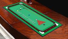 Personalizado billar de mesa diseño toalla Bar Ideal Para Cualquier Ocasión Pub
