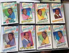 8 Cassettes RAFI KI YAADEN INDIA Bollywood Hindi Rare Vintage 1989 Sonu Nigam
