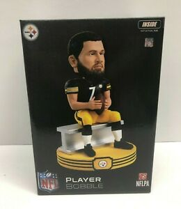 Ben Roethlisberger Pittsburgh Steelers Limited Edition Bobble Bobblehead