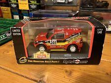1:43 SKID Mitsubishi 2001 Dakar Rally Winner - J. Kleinschmidt