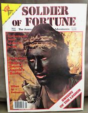 Soldier of Fortune Magazine- May 1982, Rare, Antique Back Issue