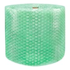 "1/2"" SH Recycled Large Bubble Cushioning Wrap Padding Roll 125' x 24"" Wide 125FT"