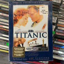 TITANIC // Special Collector's Edition 3 Disc Set [DVD, NEW] SEALED!!!